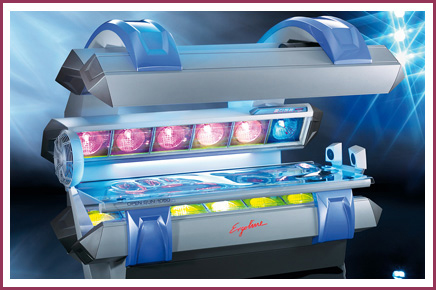 open sun 1050 tanning bed